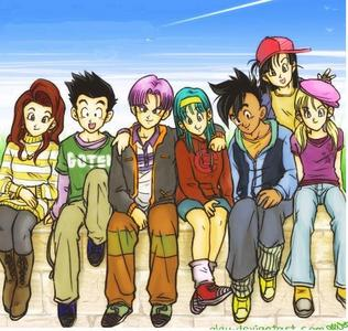 Deragon Ball Z (Action) Dragon ball GT (Less action, Mehr adventure 5/5 Stars :D) Obst Basket Sialor Moon Ouran High School Club Negima Naruto (Pic of The Teens From Dragon Ball Z/GT/KAI)
