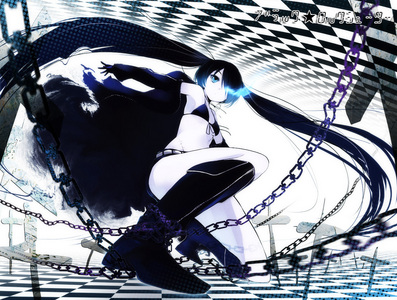 black rock shooter!!:)