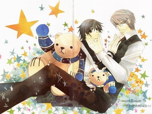 Here anda go :) Misaki and Usami