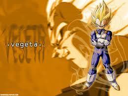 Vegeta from dragonball z...hell yeah