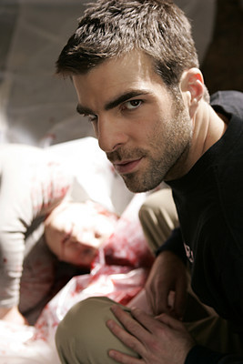 Sylar. Best character EVER.