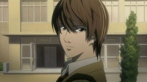 Light Yagami. Oh lord yes~