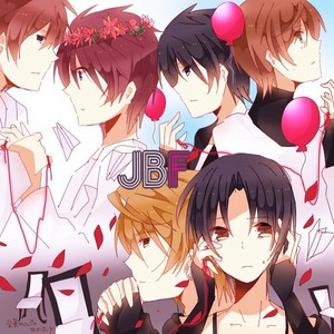 2 boys are crying is that ok? well they are from sekai ichi hatsukoi XD (warning sekai ichi hatsukoi is a yaoi.....yaoi-boy's love for short BL yaoi - kiss tongue to tongue XD sex!!!) 1.ritsu onodera (the brown hair) 2.kisa shouta (the black hair) if آپ want to watch seka ichi hatsukoi go to www.anime44.com coz...some of he case had no sex but ritsu and takano only....you can just go to www.mangafox.com and type in the تلاش sekai ichi hatsukoi then read the case of kisa shouta no.1 & 2 in vol3 and select the page into page 92 good luck!!!