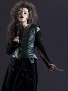 bellatrix lestrange :D