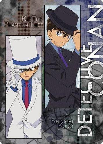 Shinichi and Kaito ^^