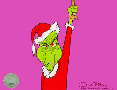 Then he got an idea. An awful idea. The Grinch had a wonderful, awful idea. how the grinch چرا لیا, چوری کی christmas