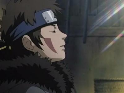 Kiba has a good sense of smell xD