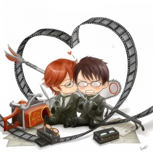 William and Grell <33