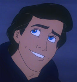 Prince Eric from the little mermaid:) So Adorable