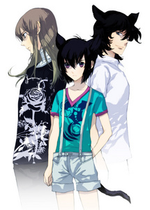 Ritsuka(the one in the middle)