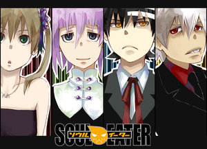 I think this is awsome...cause its Soul Eater!!!! :D