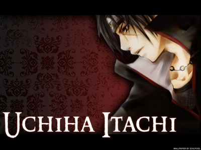 Itachi :) [and Tobi and Obito ^-^]