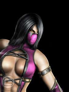 For me I have to say...Mileena. I rock with her kick from heaven of above verplaats
