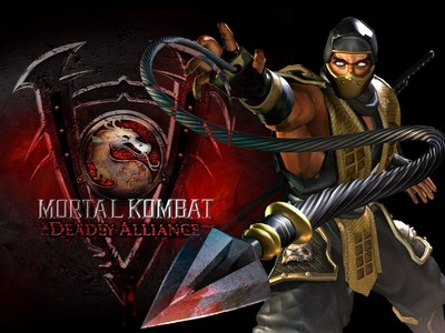 schorpioen, scorpion is ma fave Mortal Kombat player i would totally kick ezel with him BOOYEAH