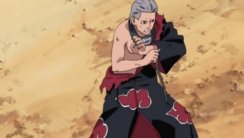 ELLO OLD ACCOUNT. Yes it does turn me on 'cause its Hidan. Im talking to myself.
