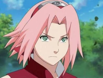 I dont care how many people post her i'm still doing it ! Sakura from Naruto
