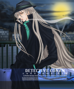 जिन from Detective Conan