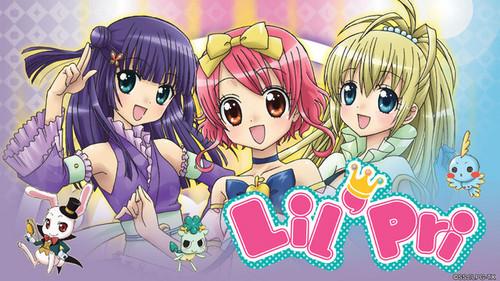Ringo Yukimori-chan from Lilpri.(middle)