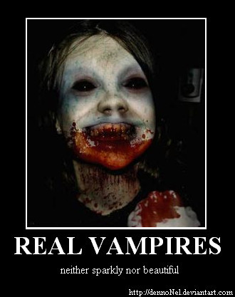 Vampiri#From Dracula to Buffy... and all creatures of the night in between. like i think they should be,not Beautiful o Nice.
