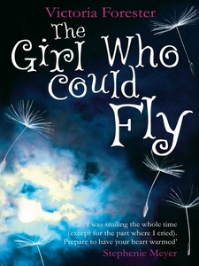 I came very close to crying when Leggere 'The Girl Who Could Fly' da Victoria Forester....