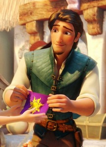 bet u have never seen this before. He looks so handsome, so charming here and so different from usual. i must say Rapunzel and Flynn are one perfect couple cuz they're both stunning