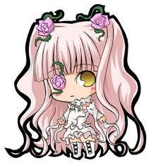 she is so cute and shes from rozen maiden