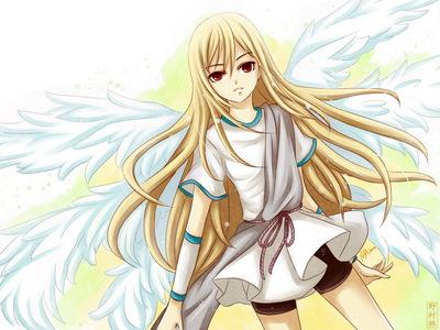 I'll go with Aphrodi from Inazuma Eleven!