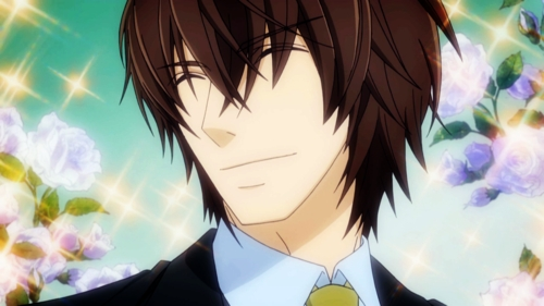 right now its mino kanade from sekaiichi hatsukoi