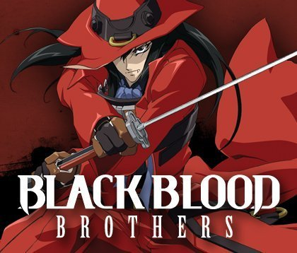 Jiro Mochizuki from Black Blood Brothers.