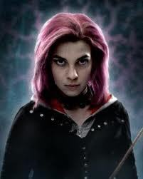I would want to be Nymphadora Tonks Lupin. Because then I would be married to the wonderful werewolf Remus John Lupin!!! And have a son called Teddy. Also, she's a Metamorphmagus which would be AMAZING of course.