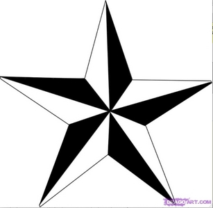 I'm getting a nautical ster on my wrist as soon as I turn 18. Can't get it sooner because I don't have parental consent. After that first star, I do want another tat, but I'm not sure what yet. Something abstract on my side, maybe. (: