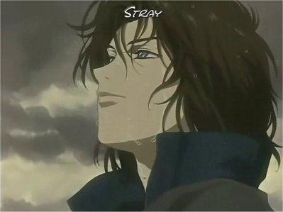 Kiba from Wolf's Rain! :D
