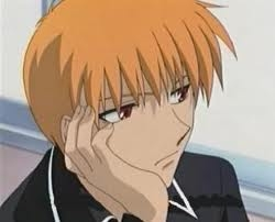 Kyo Sohma from Fruits Basket...