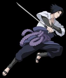 Uchiha Sasuke from Naruto