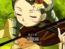 Kanaria from rozen maiden