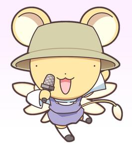 Kero from Cardcaptor Sakura.