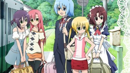 Hayate no Gotoku! Heaven is a Place on Earth. Also I like the Magical Girl Lyrical Nanoha the MOVIE 1ST and all Pokemon movies. ^^
