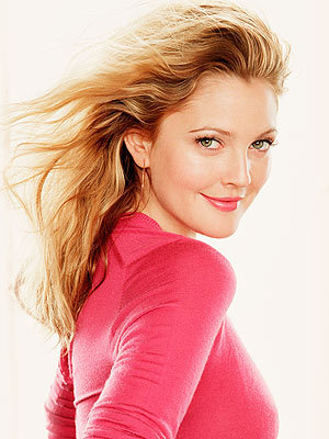 Drew Barrymore, Adore her and have been fã since 1999:)