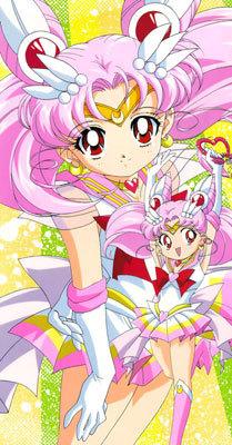 Sailor Chibi Moon.