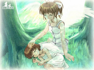 Clannad, Clannad After story, Air, death note,