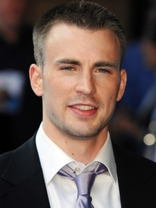 Hmm. Interesting question. I guess if I was the opposite gender. My crush may be Chris Evans. I always thought he was a cool guy. Not to mention he is a handsome dude. And if fictional celebs count. It'll probably be Vega from straße Fighter.