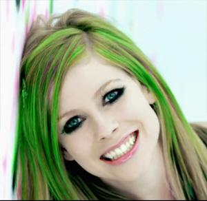 Avril Lavigne. Probably.