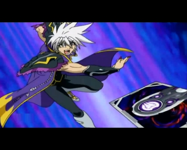 Shadow Prove from Bakugan. He's not the most evil villain but he's my fav^^