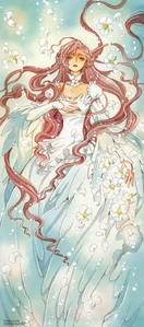 Euphemia from Code Geass. প্রণয় this picture! Wish it was bigger.