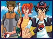 mine is brock, and misty this pic is my fav.
