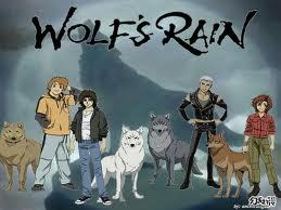 i would say wolf's rain because it left alot of question unanswered also it was a cool anime show