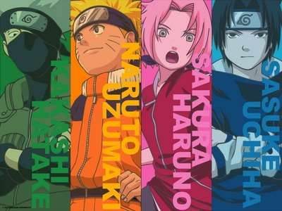 team 7 from naruto!!