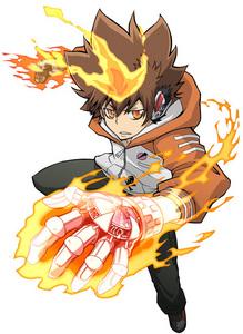 Tsuna from Katekyo Hitman Reborn!