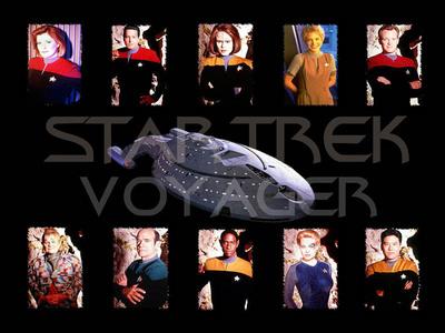 stella, star Trek Voyager.