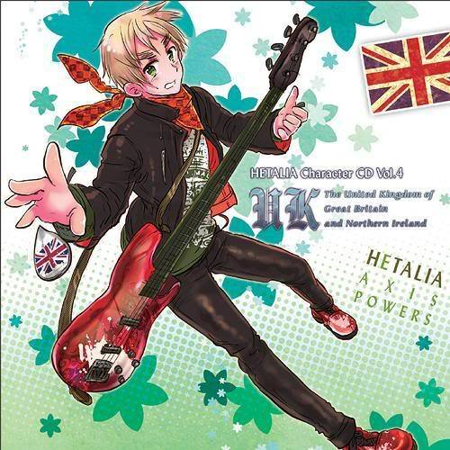 Seriously? Nobody পোষ্ট হয়েছে him yet? YAY!! England from Hetalia!